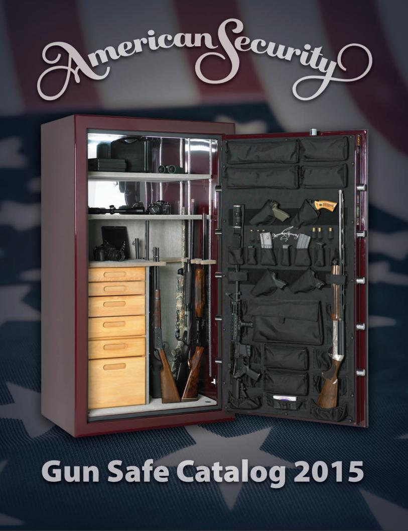 amsec gun safe catalog